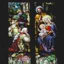 The Stained Glass Windows of Holy Family photo album